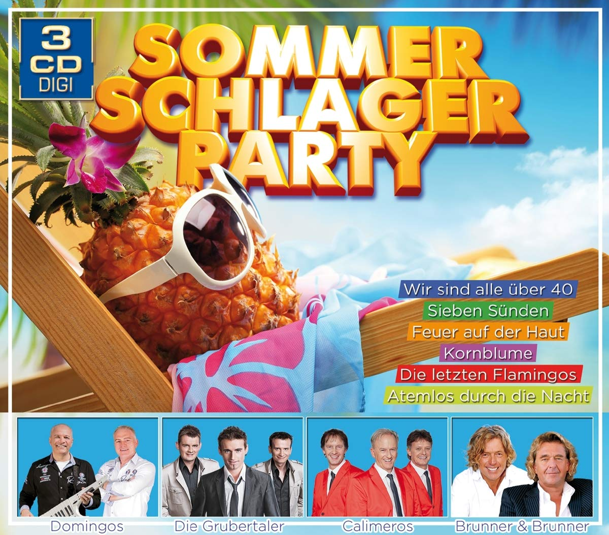 overseas Sommer At the price of surprise Schlager Party