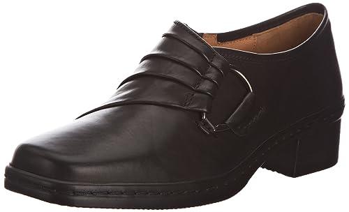 Gabriela Sabatini Bingo - Mocasines para mujer, color negro, talla 41: Amazon.es: Zapatos y complementos