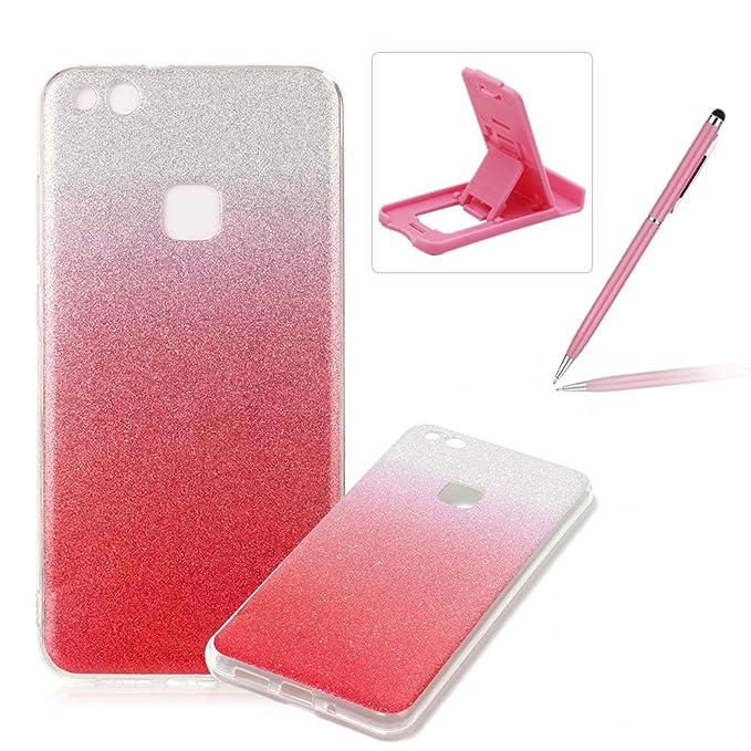 1 opinioni per per Huawei P10 Lite Custodia case,Herzzer Mode Crystal per Huawei P10 Lite