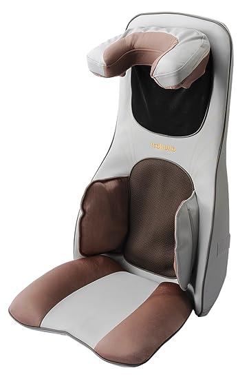 Amazon.com: maztang 3d Shiatsu Cojín de masaje masajeador ...