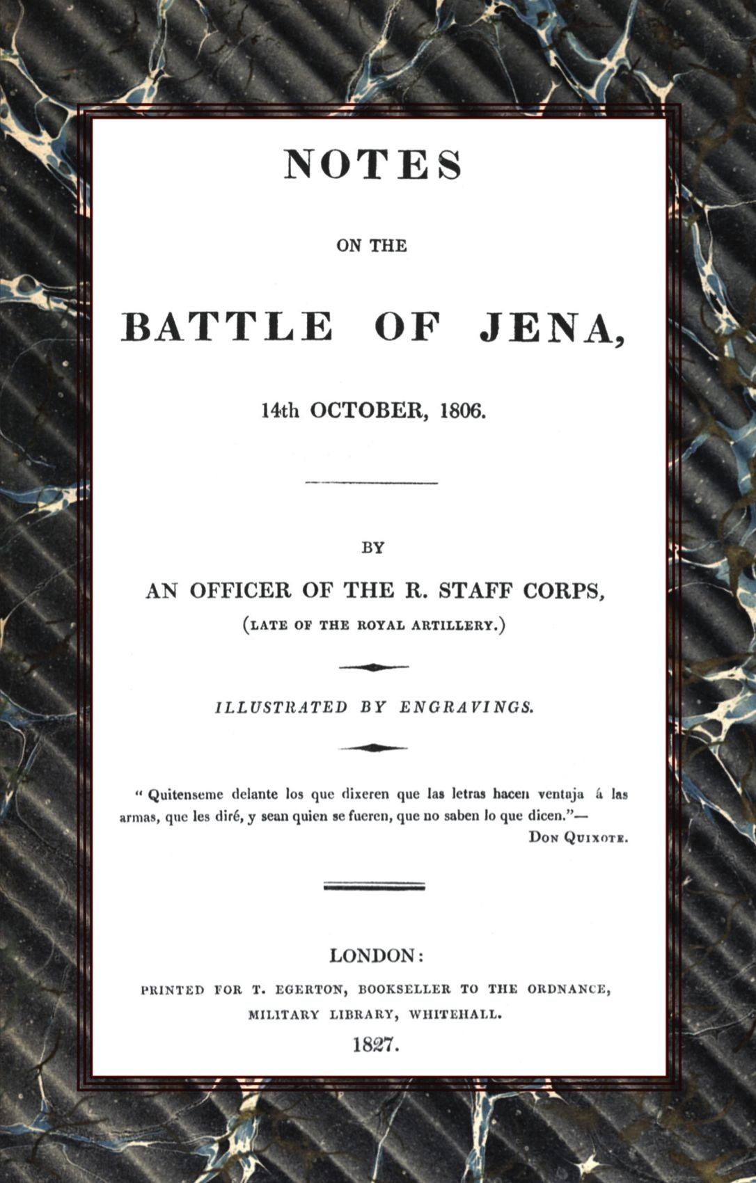 Notes On The Battle Of Jena 14Th October 1806: Notes On The Battle Of Jena 14Th October 1806 pdf