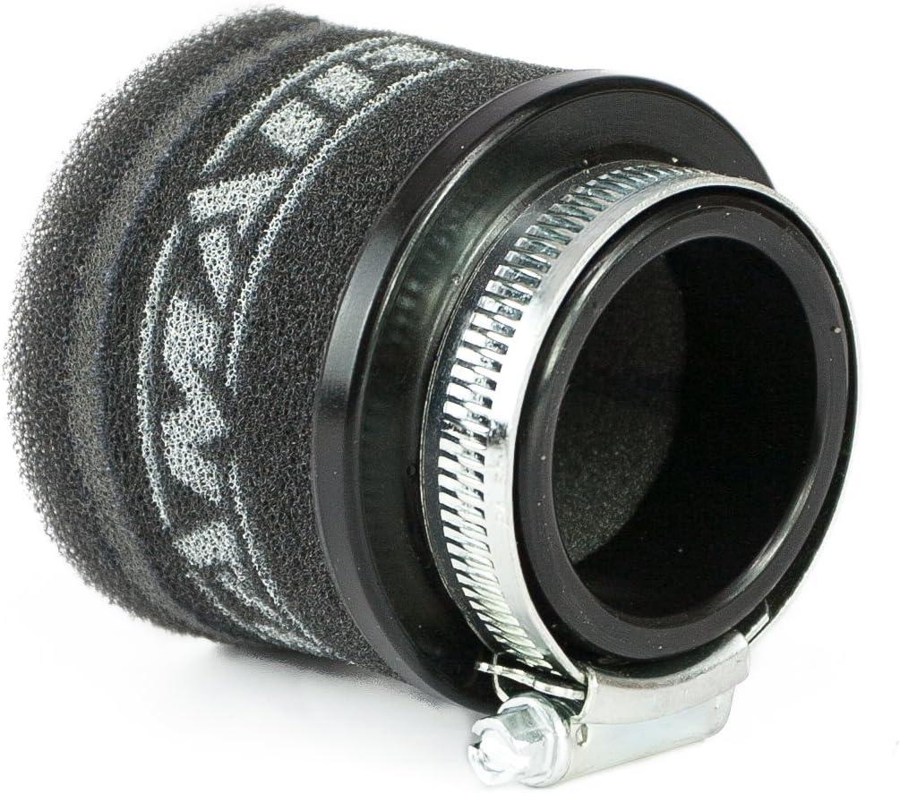 Ramair Filters MR-003 Motorcycle Pod Air Filter, Black, 40 mm