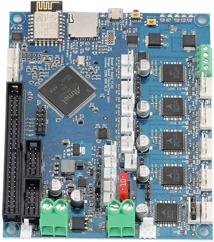 La placa La placa del módulo V1.03 dúo Wifi Mejorada del ...