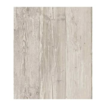 York Wallcoverings ZB3347 Wide Wooden Planks Wallpaper  Gray Black Off White. York Wallcoverings ZB3347 Wide Wooden Planks Wallpaper  Gray Black