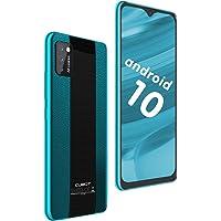 "CUBOT Note 7 Smartphone 5.5"" Teléfono móvil 4G 3100mAh Dual SIM Android 10.0, Triple Cámara 16GB ROM Face ID CUBOT…"