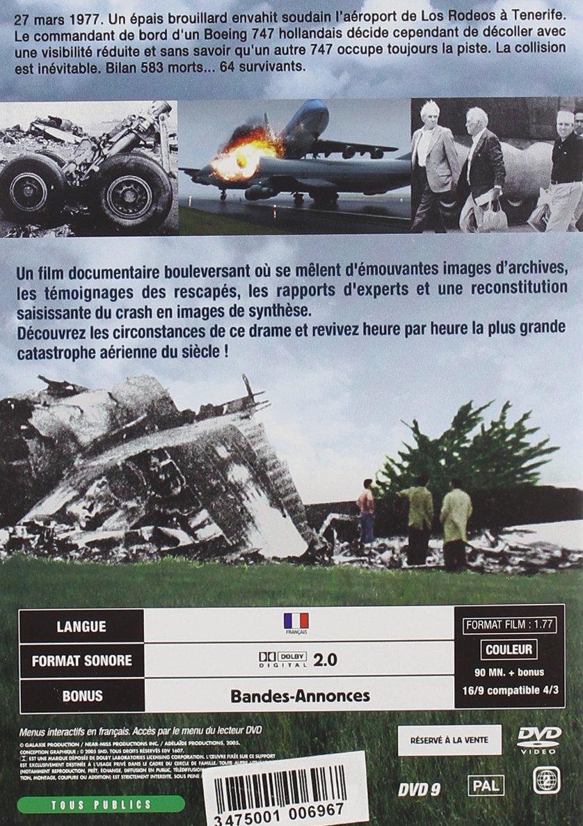 Amazon.com: TENERIFE: Le Crash du siècle: Chantal Hébert ...