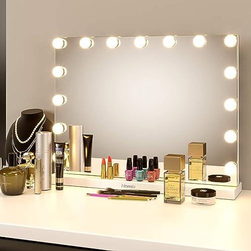 Homfa Vanity Makeup Mirror