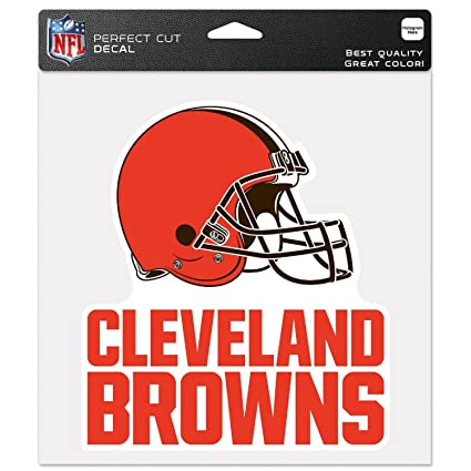 Cleveland browns auto car wall decal sticker vinyl nfl