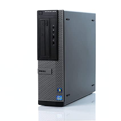 Dell Optiplex 3010 DT High Performance Business Desktop Computer, Intel  Quad Core i5-3470 up to 3 6GHz, 8GB Memory, 2TB HDD, DVD, VGA, Windows 10