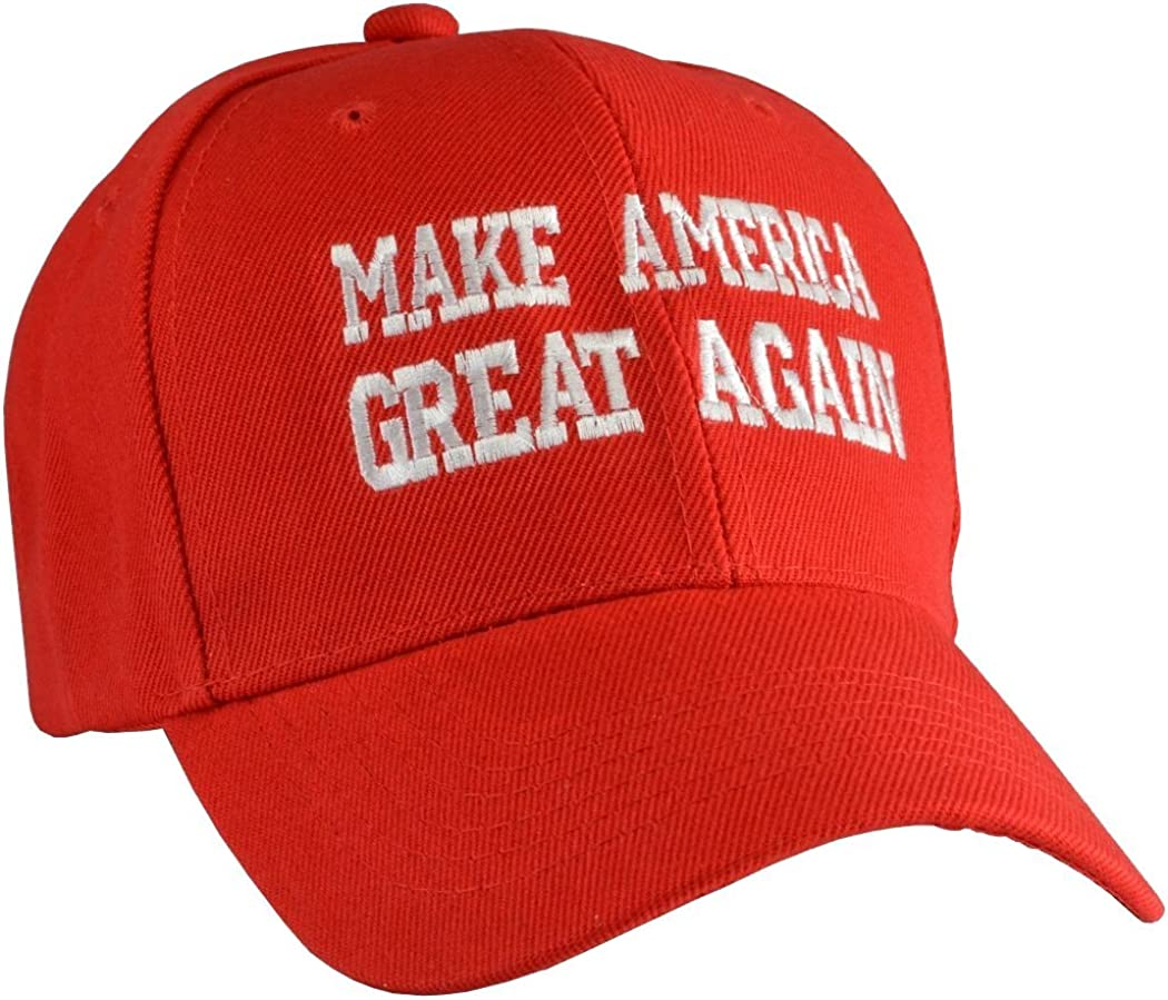 Make America Great Again - Gorro con Texto Just Like Donald Trumps ...