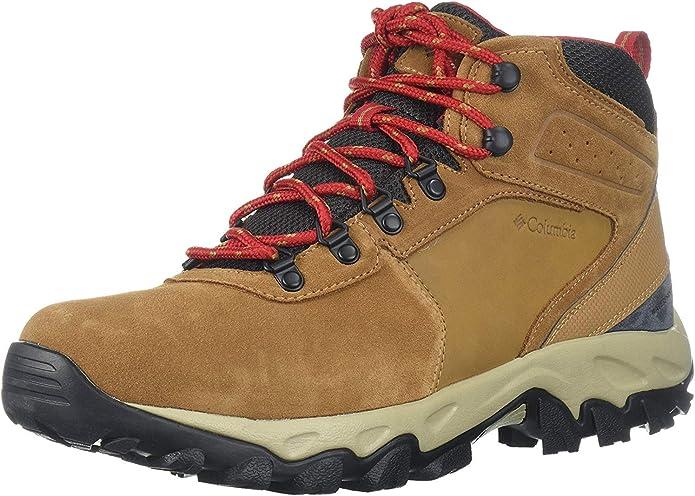 Columbia Men's Newton Ridge Plus Ii Suede Waterproof Hiking Boot   Amazon
