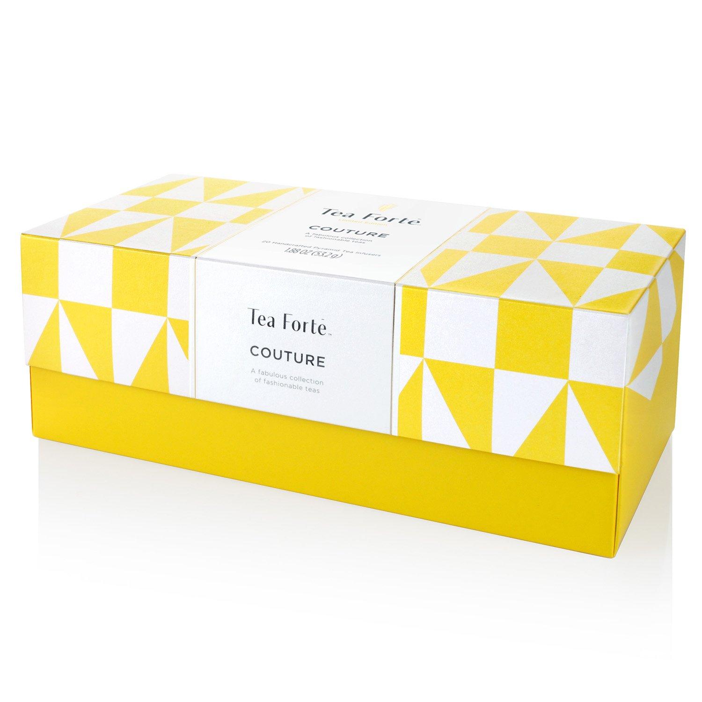 Amazon.com : Tea Forté Couture Presentation Box with 20 Designer ...