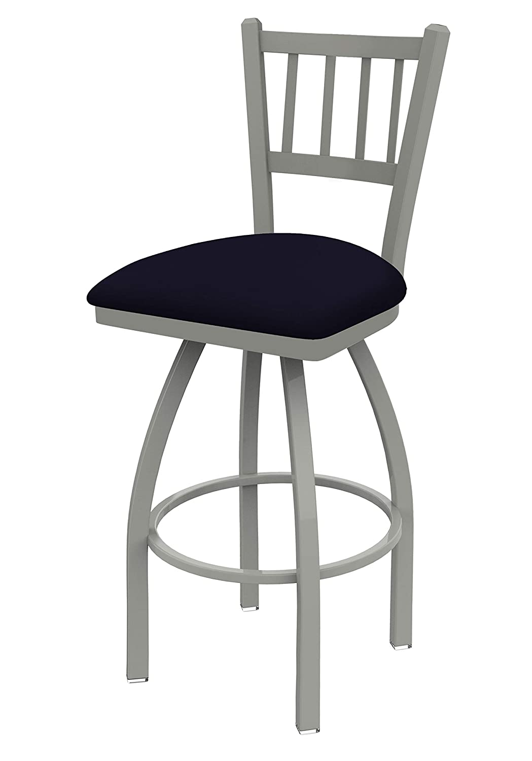 Holland Bar Stool Co. 81025ANALDkBl 810 Contessa Counter Stool, 25 Seat Height, Canter Twilight