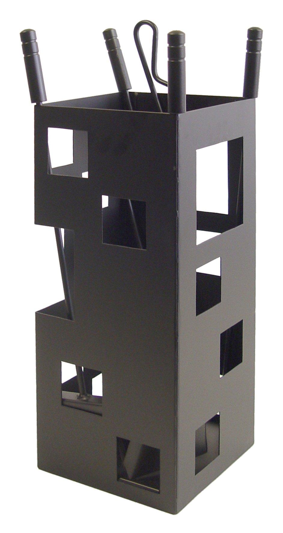 Imex El Zorro 10004 Juego para chimenea, cuadrado (50 x 20 x 20 cm