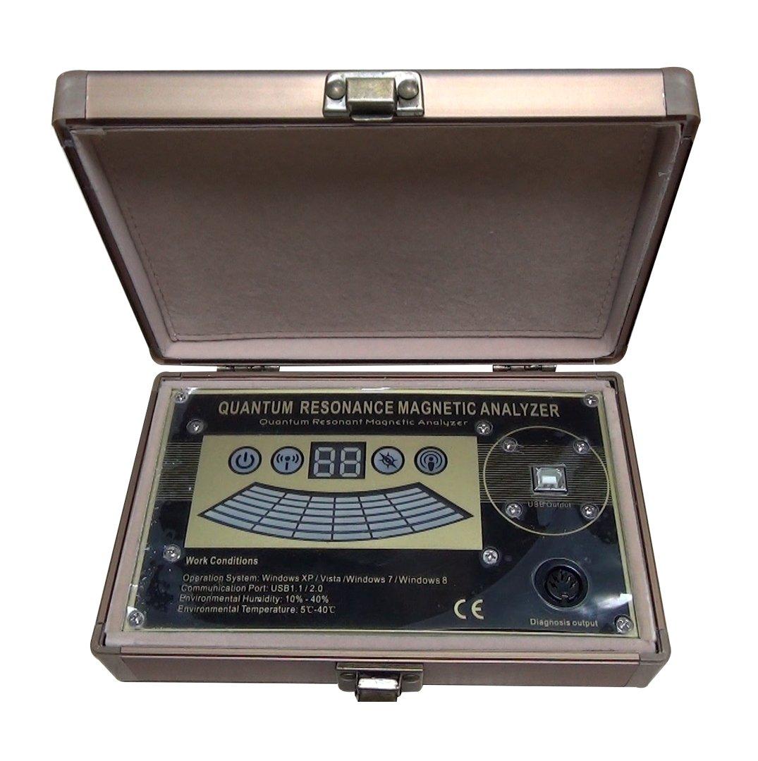 CareforYou Freies Verschiffen durch DHL Quantum Resonance Magnetic Analyzer 45 Berichte, Bronze, V4.6.0 Deutschland & Englisch