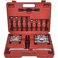 DASBET 13/pezzi Harmonic Balancer Steering Wheel Puller kit