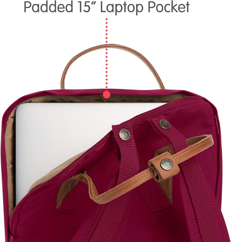 Fjallraven, Kanken No. 2 Laptop 15 Backpack for Everyday