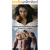 Connor: La meute Guardian Angels (Les Guardian Angels t. 1) (French Edition) book cover