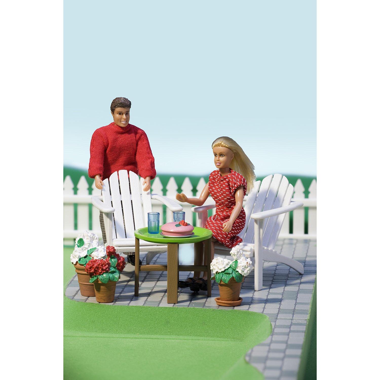 Lundby Smaland Garden Furniture Playset