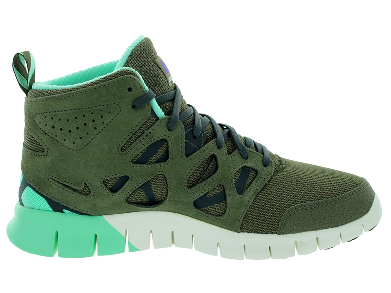 nike free run 2 sneaker boot qs leather couches