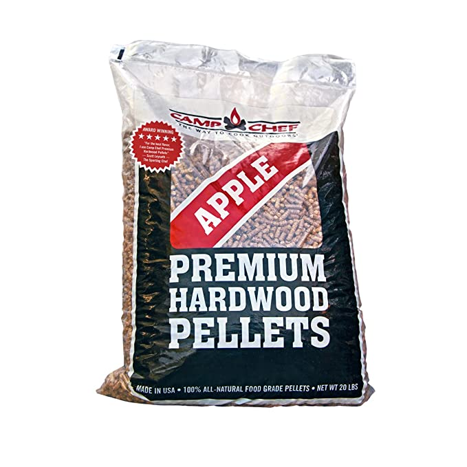 Camp Chef Bag of Premium Applewood Pellets for Smoker – Best Wood Pellets For Smoking