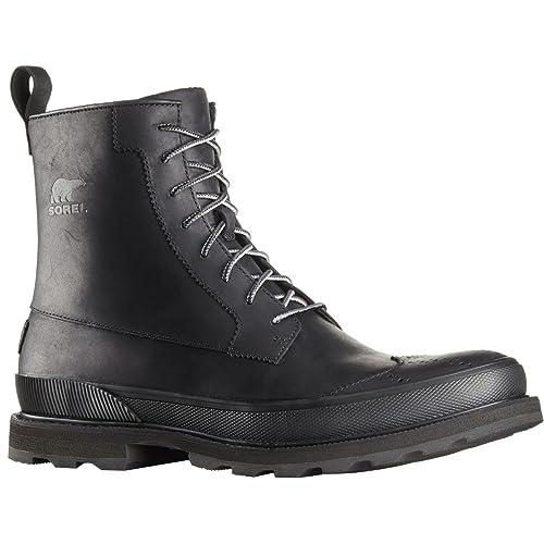 8e5a95a24 Sorel Men's Madson Wingtip Boot