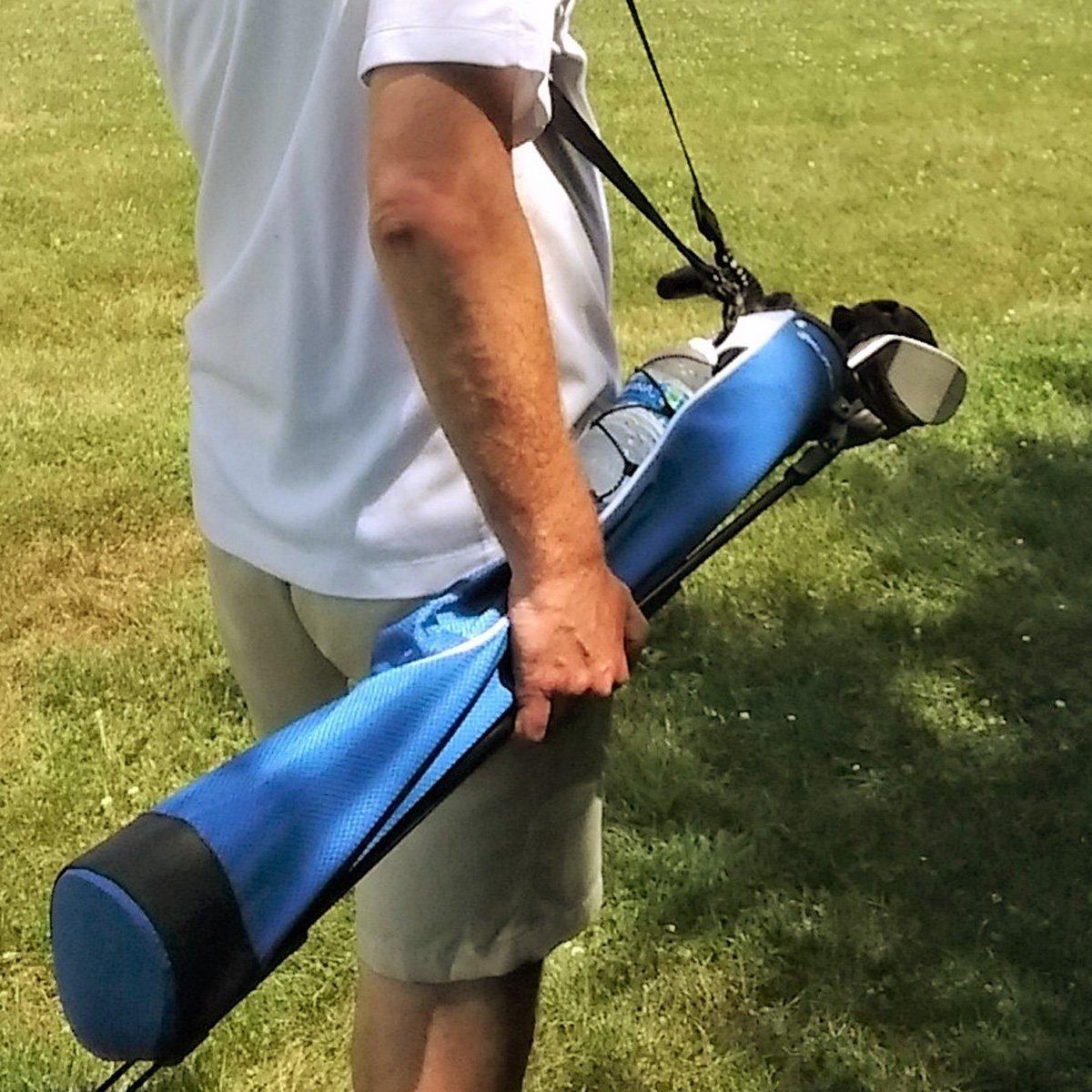 Orlimar Pitch & Putt Golf Lightweight Stand Carry Bag, USA by Orlimar