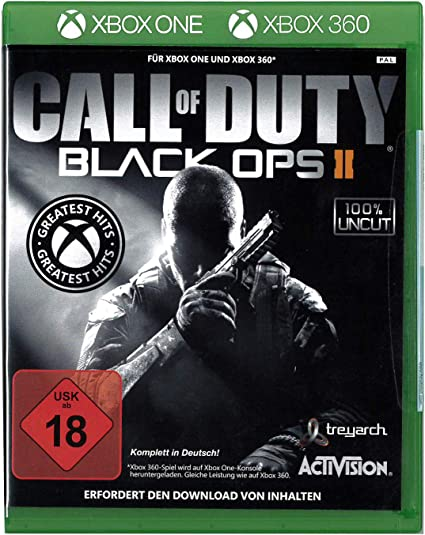 Call of Duty: Black Ops 2 (Xbox 360): Amazon.es: Videojuegos