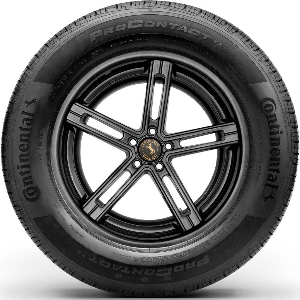 Continental ProContact TX all/_ Season Radial Tire-215//50R17 91H