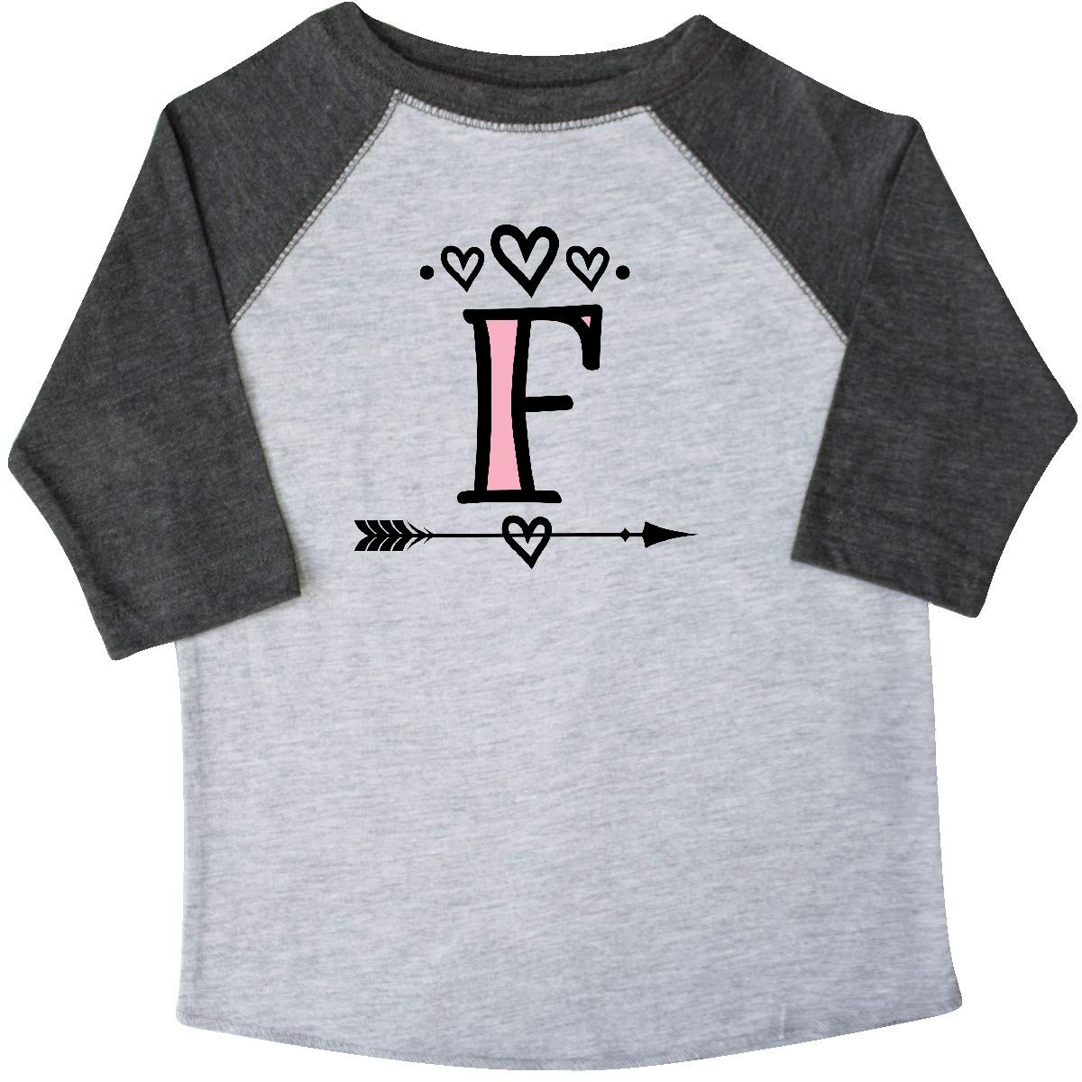 inktastic Letter F Monogram Tribal Arrow Toddler T-Shirt