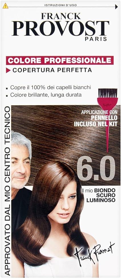 PROVOST 6,0 biondo scuro luminoso - Tintes para el cabello