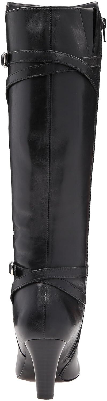 Lauren Ralph Lauren Women's Sabeen-Bo-DRS Boot B01F4R3TJM 10 B(M) US|Black