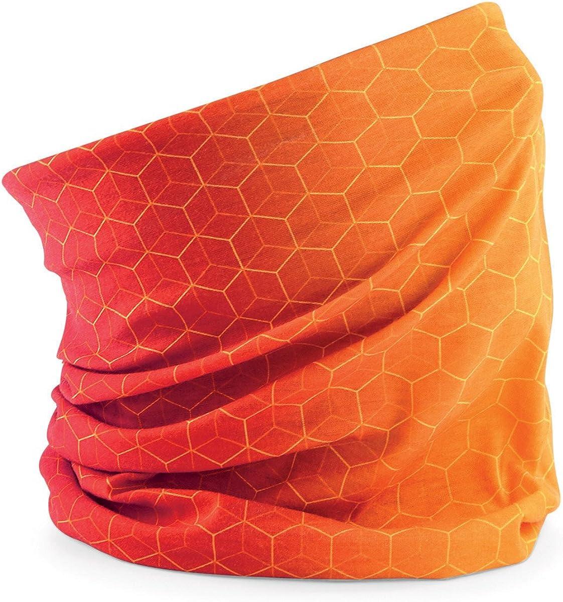Cappellino Scaldacollo Sciarpa Bandana Fascia Multiuso Morf Beechfield B904 CHEMAGLIETTE