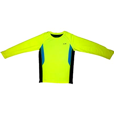 Duo Dry Champion UV Protection Kids Activewear Sports Tech Long Sleeve T-Shirt