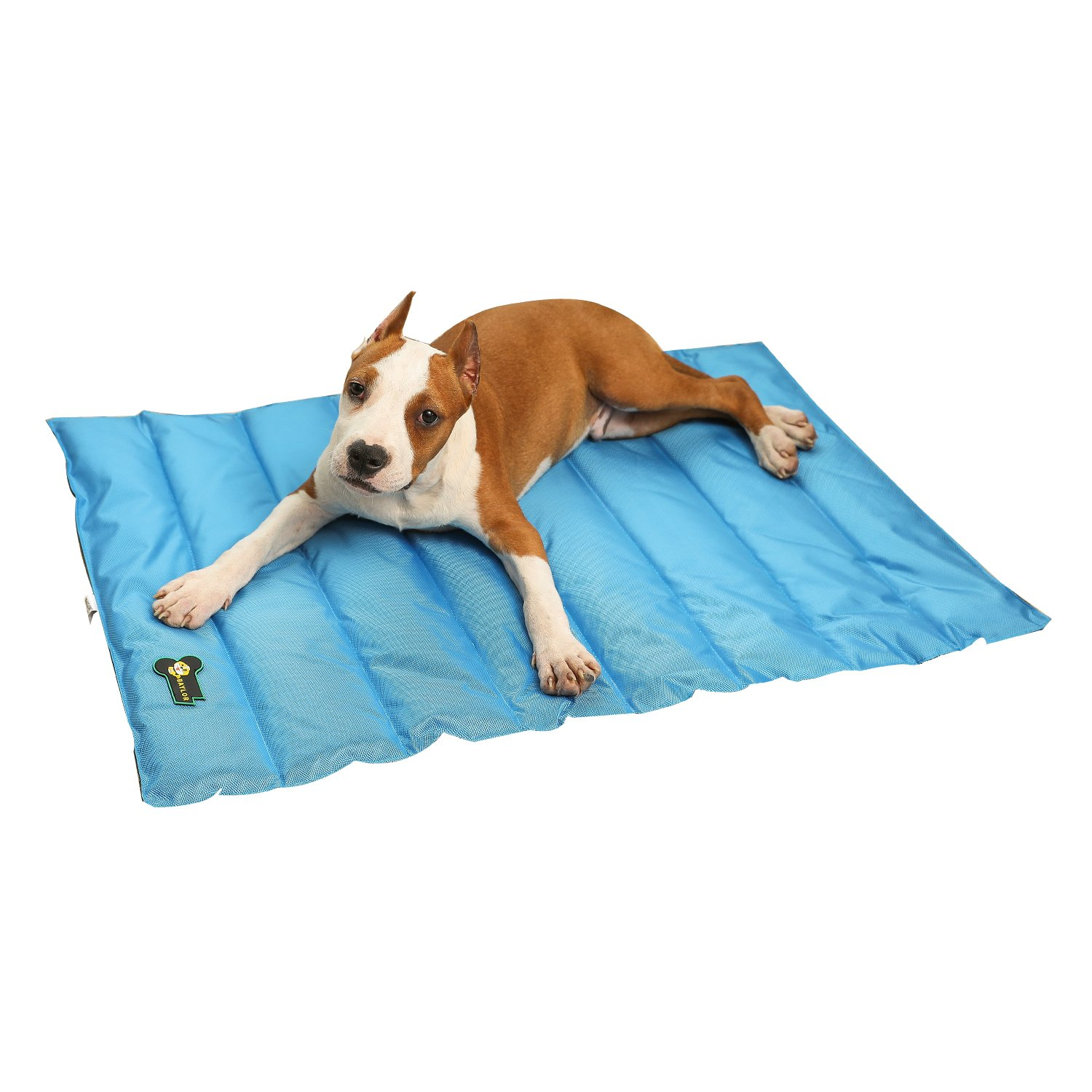 FORNO Pet mat, Collapsible Cooling Pet Pad for Summer, for Small and Medium Sized Dogs,Animals