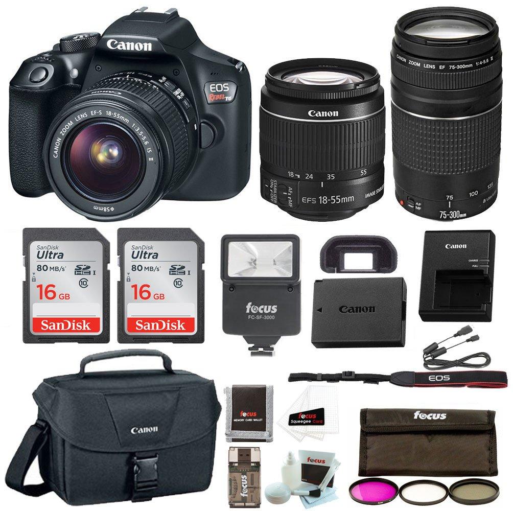 716zR4FjbvL. SL1004  - Canon EOS Rebel T6 a Scam? My Review