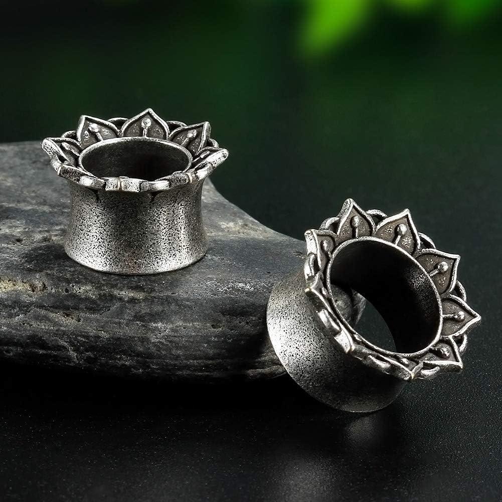 Amazon.com: COOEAR - Dilatadores para piercing, diseño de ...