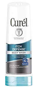 Curél Skincare Itch Defense Body Wash, 10 Ounces