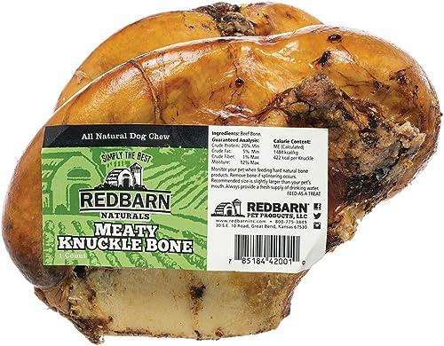 Redbarn Meaty Knuckle Bone 5-Count