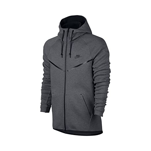 b0d1ff9e5b Nike Men's Sportswear Tech Fleece Windrunner Light Bone/BlackNEW