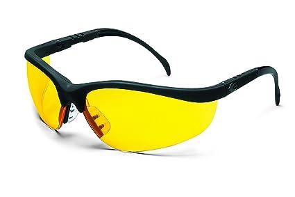 e3ce77d653 Crews CKD114 Klondike Safety Glasses with Black Frame