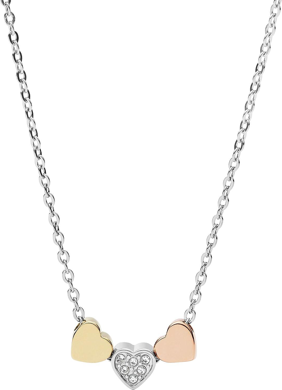 Fossil Collar para Mujer JF02856998