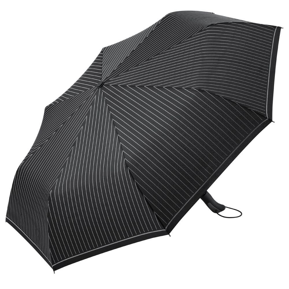 Plemo Automatic Umbrellas, Windproof Compact Folding Umbrellas with Anti-Slip Rubberized Grip, for Business and Travels or Summer Wedding Gifts UA_02