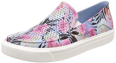 151ea5502f Crocs Womens Citilane Roka Graphic Slipon Synthetic Sneakers Tropical  Floral Size EU 34-35 -