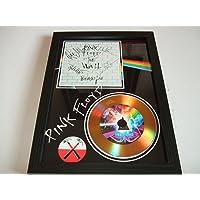 Disco de oro firmado de Pink Floyd