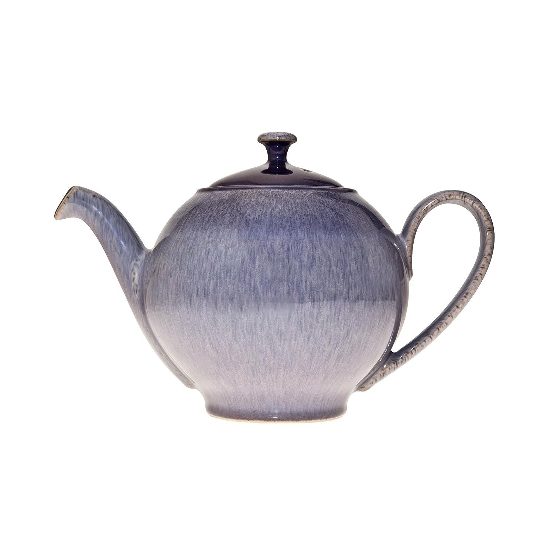 sc 1 st  Amazon.com & Amazon.com   Denby HEA-091 Heather Teapot Purple Medium: Plates