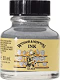 Winsor And Newton Drawing Ink 30Ml 617 Silver (945) (Bttl)