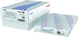 Replacement for Xerox 3R11451 Bold Coated Gloss Digital Printing Office Paper, 11 x 17, 80 Pound Text, (118 Gsm), White, Sold As 500 Sheets (Replaced By Limited Papers -TM- Sourced From Top Brands)
