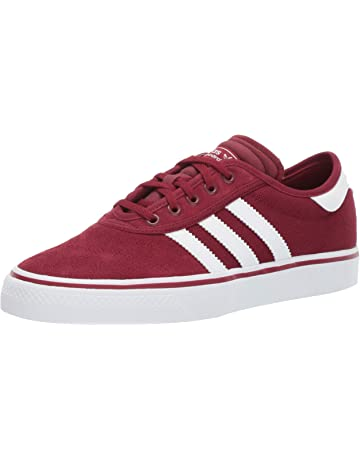 best sneakers 892c3 7f67f adidas Mens Adi-Ease Fashion Sneaker, Clear BrownBlue BirdWhite,