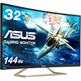 "ASUS VA326H 31.5"" Curved LED Gaming Monitor"